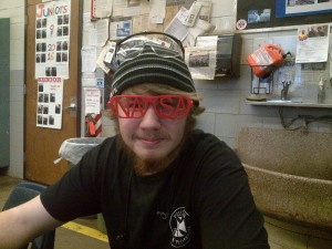 ONBOCES - 3D PRINTED NASA GLASSES
